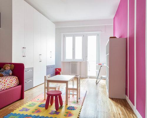 Camerette Per Neonati Rosa : Cameretta rosa. cameretta minimale rosa with cameretta rosa