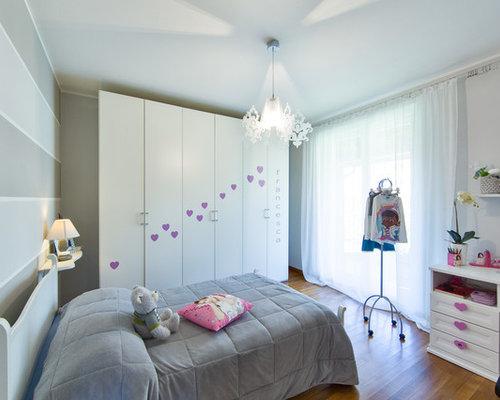 Foto e idee per camerette per bambini cameretta per for Pittura pareti cameretta bambini immagini
