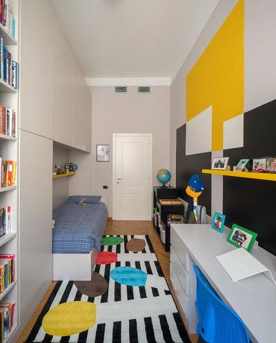 contemporain chambre denfant by liadesign