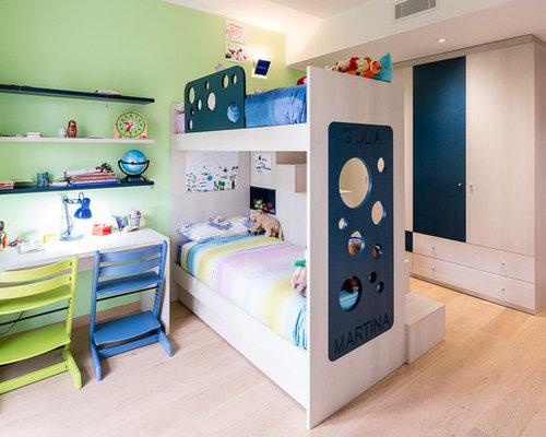 Foto e idee per camerette per bambini cameretta per bambini for Camerette bambini foto