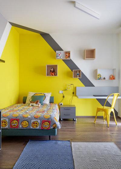 コンテンポラリー 子供部屋 by Deposito Creativo