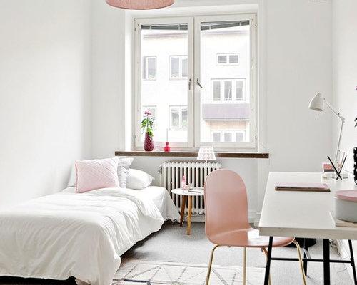 Foto e Idee per Camerette da Letto - cameretta da letto con moquette