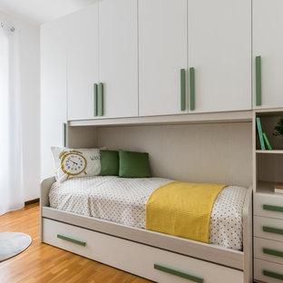 ミラノのトロピカルスタイルのおしゃれな子供部屋の写真