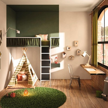 Kids & Young Bedrooms