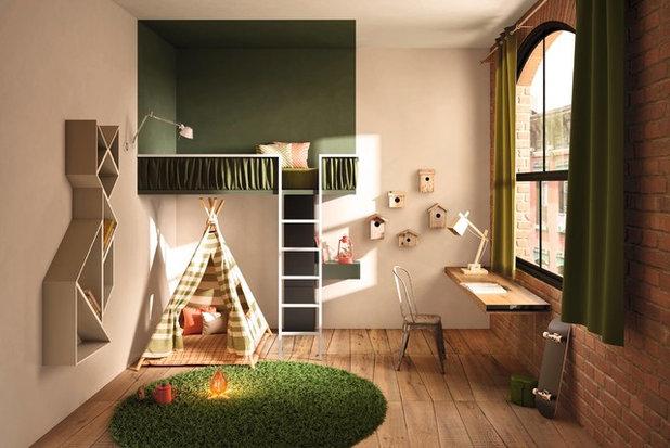 Contemporaneo Bambini by Lago Design