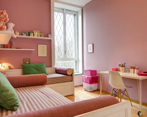 Camerette Per Neonati Rosa : Foto e idee per camerette per bambini e neonati cameretta per