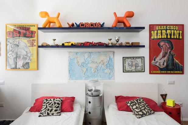 エクレクティック 子供部屋 by Paolo Fusco Photo