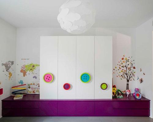 Foto e idee per camerette per bambini cameretta per bambini - Camere da letto bambina ...