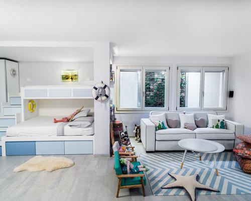 Foto e Idee per Camerette da Letto - cameretta da letto al mare