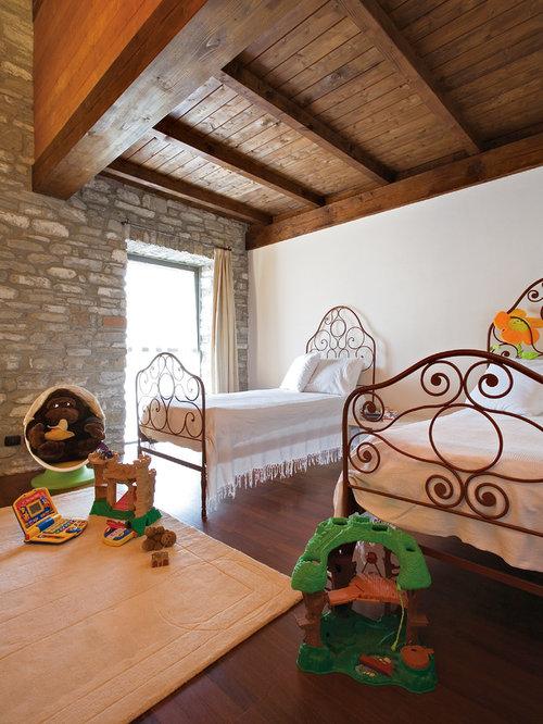 Foto e idee per camerette per bambini cameretta per for Camere di montagna