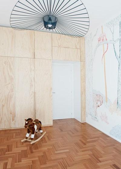 Eklektisch Kinderzimmer by co.arch studio
