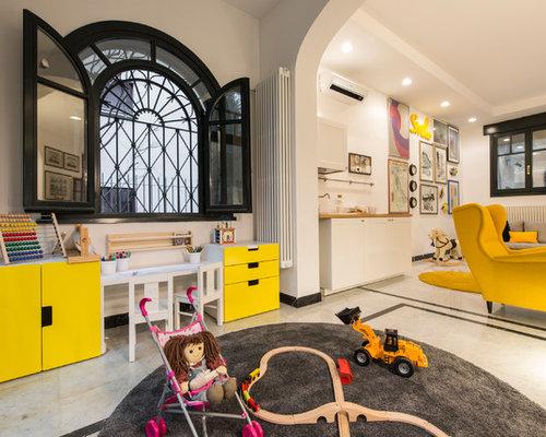Gallery of immagine di una grande cameretta per bambini da for Decorare una stanza per bambini