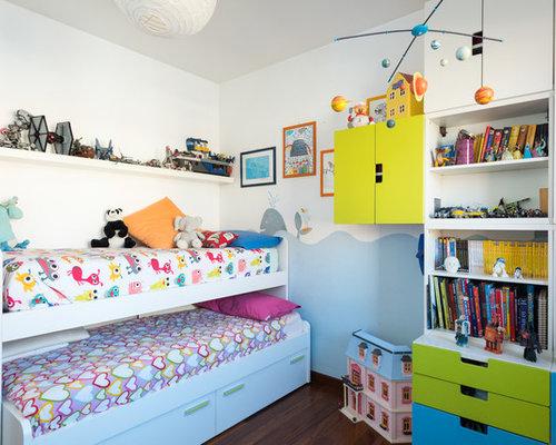 Foto e idee per camerette per bambini e neonati for Cameretta bambini piccola