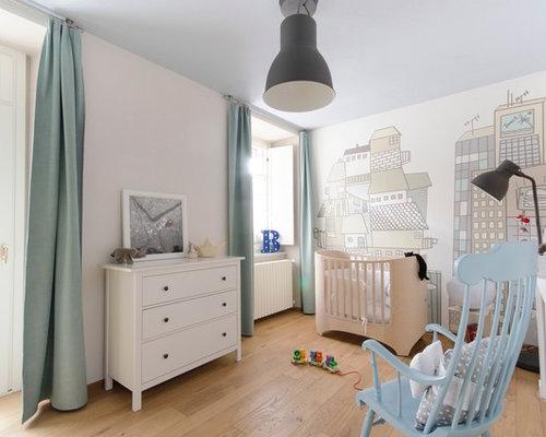Foto e idee per camerette per neonati cameretta per neonati - Idee camerette neonato ...
