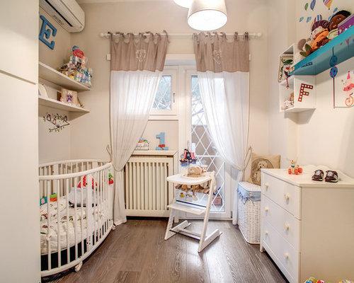 Idee Per Pareti Cameretta Neonato : Foto e idee per camerette per neonati cameretta per neonati con