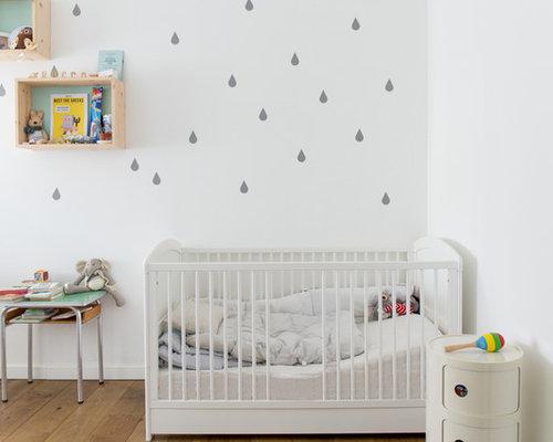 Amazing ispirazione per una cameretta per neonati neutra for Decorazioni stanza neonato