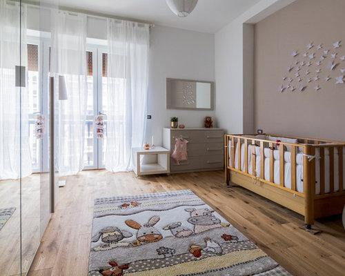 Foto e idee per camerette per neonati cameretta per - Idee camerette neonato ...