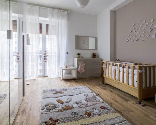 Idee Per Pareti Cameretta Neonato : Foto e idee per camerette per bambini e neonati cameretta per