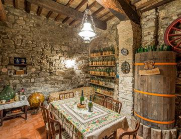 Fotografia immobiliare, Cantina di vini in vendita a Montalcino - Siena