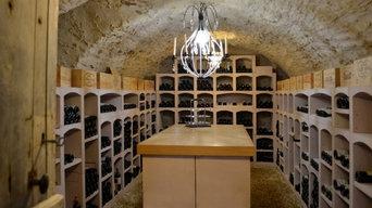 cave à vin particulier
