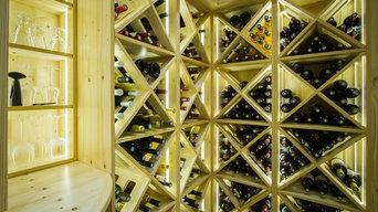 Cave à vin sur mesure (Loire)