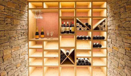 Houzz Call : Montrez-nous votre cave à vin !