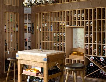Grange Project - cave à vin