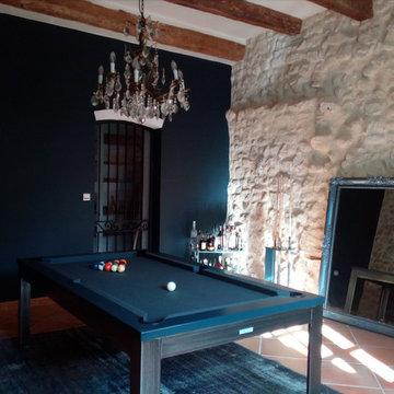 Rénovation Mas provençal