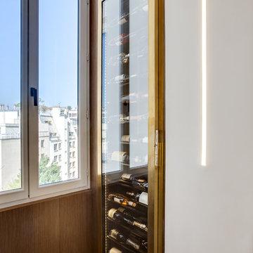Un appartement très parisien