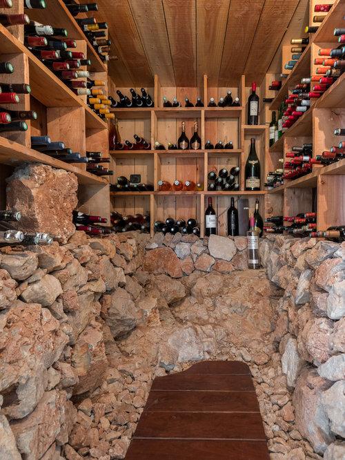 Photos et idées déco de caves à vin méditerranéennes