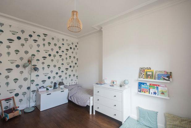 Scandinave Chambre d'Enfant by Cécile Humbert - Design d'intérieur