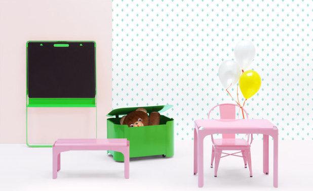 Industrial Dormitorio infantil by TOLIX OFFICIEL FRANCE