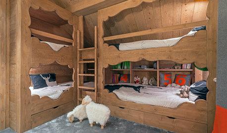 Insolite : Ces incroyables dortoirs réveillent notre âme d'enfant