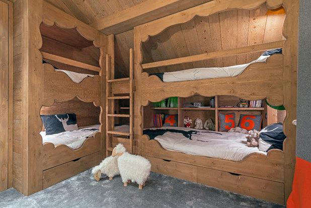 Contemporain Chambre d'Enfant by Agence Amevet - AmDeCo