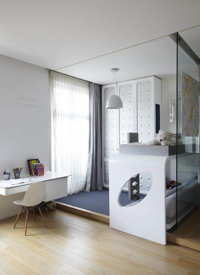 Scandinave Chambre d'Enfant by Bismut & Bismut Architectes