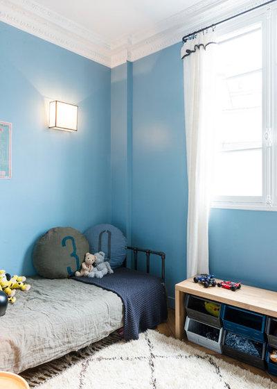 Contemporain Chambre d'Enfant by A&D Vanessa Faivre