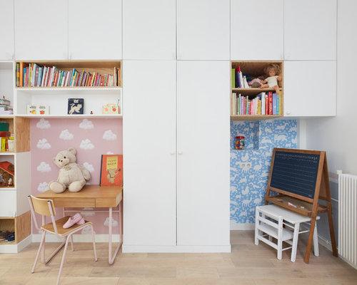 Idées de rangements de chambre enfant : Photos et idées déco