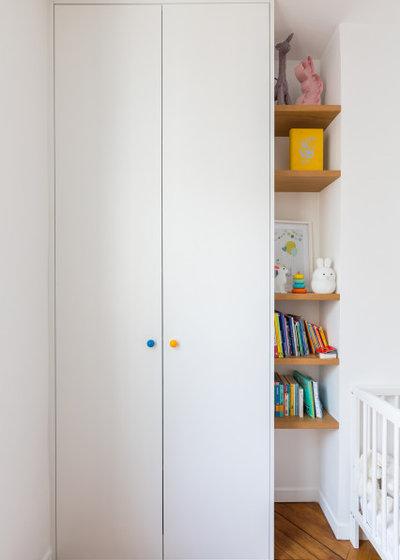Contemporain Chambre d'Enfant by Mon Plan d'Appart