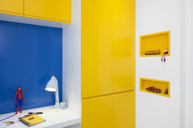 Contemporain Chambre d'Enfant by Agence Glenn Medioni
