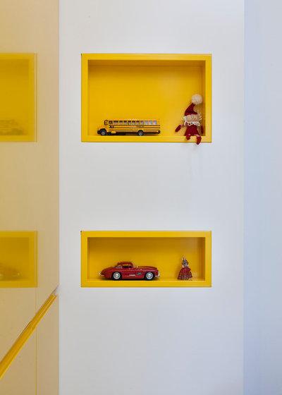 Современный Детская by Agence Glenn Medioni