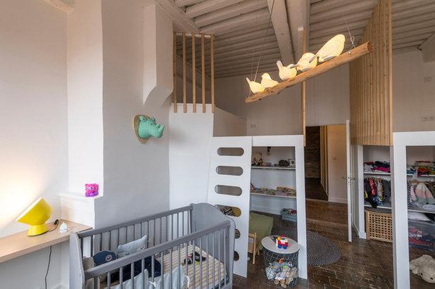 Contemporain Chambre d'Enfant by Atelier d'Ar(t)chitecture Aurélie NICOLAS