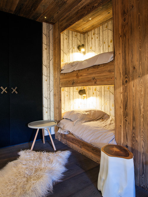 chambre d 39 enfant montagne photos et id es d co de chambres d 39 enfant. Black Bedroom Furniture Sets. Home Design Ideas