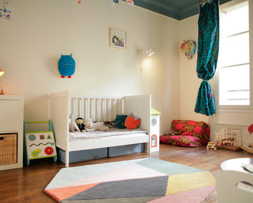 chambre enfant douce et color e. Black Bedroom Furniture Sets. Home Design Ideas