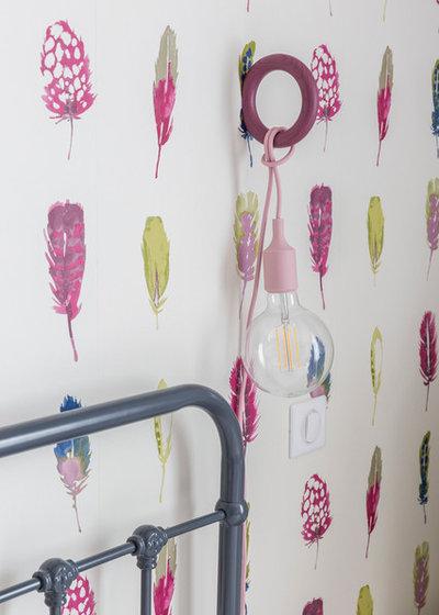 contemporain chambre denfant by delphine guyart design - Chambre D Enfant De5 Ans