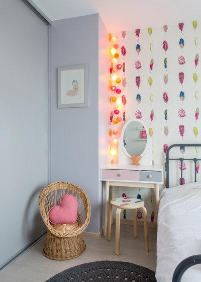 Ein rosa kinderzimmer f r eine kleine prinzessin - Kinderzimmer franzosisch ...