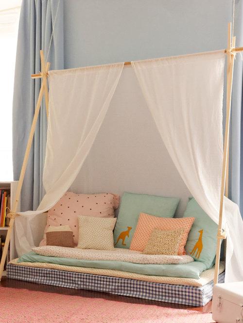Chambre D 39 Enfant Mur Bleu Turquoise Photos Et Id Es D Co De Chambres D 39 Enfant