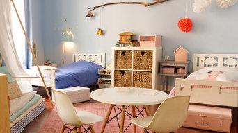 Chambre pour deux enfants