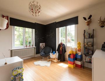 Chambres d'enfants en couleur au Rebberg