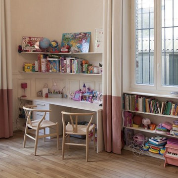 CHAMBRES ENFANTS by FELD Architecture