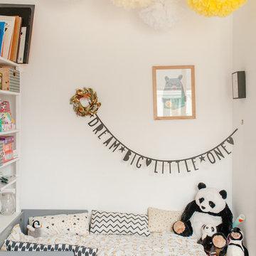 Chez la Fiancée du Panda